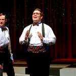 "PCRT presents ""Forever Plaid"" and ""The Taffetas"""