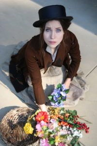 Josselyn O'Neill as Eliza Doolittle